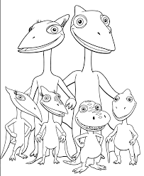 Small Picture Download Coloring Pages Dinosaur Train Coloring Pages Dinosaur