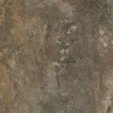 take home sample dark grey slate l and stick vinyl tile flooring 5 in x 7 in