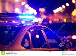 Purple Emergency Vehicle Lights Emergency Vehicle Lighting Stock Image Image Of Force