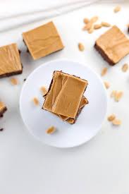 low carb chocolate peanut er brownies low sugar low carb gluten