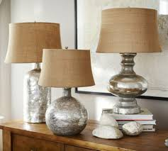... Lamps, Breathtaking Broyhill Table Lamps Broyhill Glass Lamp Motled  Mercury Table Lamp With Brown Fabric ...