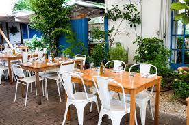 Italian Restaurants Design District Miami Mandolin Aegean Bistro Greek Turkish Food In The Heart Of