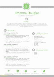 Unique Word Resume Template Mac Best Templates