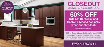 Cabinets To Go Save More On Your Dream Kitchen Floor