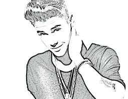 justin bieber coloring pages best of coloring pages justin bieber coloring pages