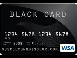 Black Cards Credit Cards For The Super Rich Youtube