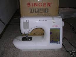 Singer Sewing Machine Quantum Xl 1000