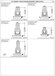 outdoor fireplace plans kitchen outdoor fireplace plans blueprint wood work masonry blueprints stone grill style imagine