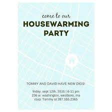 Invitation Cards Free Design Housewarming Party Wording For Gifts
