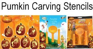 disney pumpkin carving kit. disney pumpkin carving patterns, stencils kit