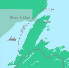 ferry newfoundland and labrador canada