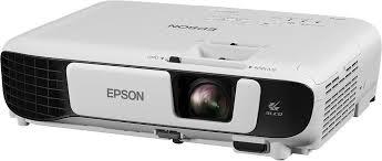 <b>Проектор</b> для аудиторий <b>Epson EB</b>-<b>W42</b>, белый — купить в ...