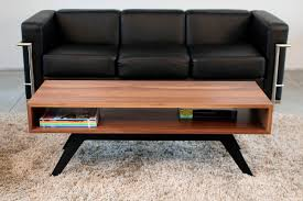 walnut coffee table. ECT Walnut Black Base In Context.JPG Coffee Table B