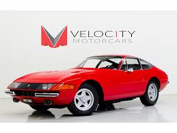 Find new and used ferrari 365 classics for sale by classic car dealers and private sellers near you. 1969 Ferrari 365 Gtb 4 Plexi For Sale In Nashville Tn Stock F12691c