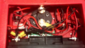 vid 1 how to change harbor freight 3 in 1 jump starter into a 12v power supply camping or emergency