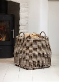 baskets... | корзины | Pinterest | Rattan, Real wood and Logs