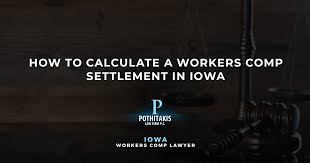 Iowa Work Comp Payout Chart How To Calculate A Workers Comp Settlement In Iowa