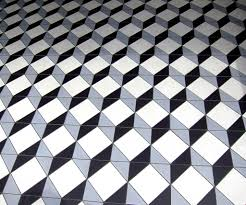 Geometric Pattern Floor Tiles Gallery Tile Flooring Design Ideas