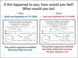 Amended Birth Certificate Forbidden Family