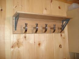 Cool Coat Rack Ideas Cool Coat Racks Carpenter Themed Fathers Day Rack idolza 57