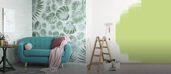 How To Choose Wallpaper Design Wallpaper Vs Paint Which To Choose And Why Zameen Blog