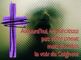 Résultats de recherche d'images pour «Aujourd'hui, ne fermez pas votre cœur,mais écoutez la voix du Seigneur ! (»
