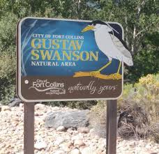 Sign at Swanson Natural Area - Photo de Cache La Poudre River, Fort Collins  - Tripadvisor
