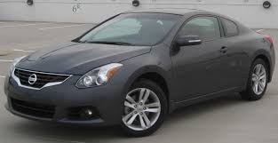 2008 Nissan Altima vi coupe – pictures, information and specs ...