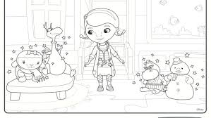 Doc Mcstuffins Coloring Page Disney Family Bestofcoloring 14130