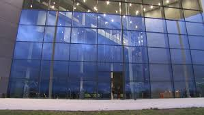 glass exterior modern office. Glass Exterior Modern Office. Simple Hd0012time Lapse Office Building Clouds And Business
