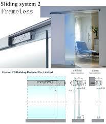 shower door track frosted bathroom door sliding glass door track sliding shower doors