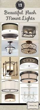 Flush Mount Ceiling Lights For Kitchen 25 Best Ideas About Flush Mount Lighting On Pinterest Flush