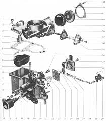 34 pict 3 carburetor overhaul nomenclature