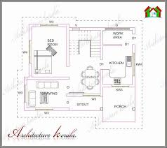 kerala house plans with estimate lovely house plans with s kerala low cost beautiful home plan
