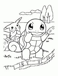 Small Picture Squirtle Coloring Pages To Download And Print For Free At Coloring