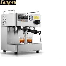 Fika has many best choice products which help you choose it here! Full Semiautomatic Commercial Espresso Machine Small High Pressure Double Boiler Pump Beverage Espresso Coffee Maker Espresso Coffee Maker Coffee Makerespresso Machine Aliexpress