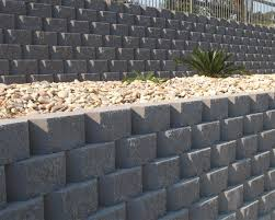 backyard block retaining wall blocks