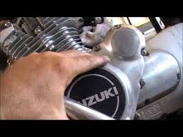 quickie suzuki gs 650 750 850 stator replacement youtube  at Connect Gs1150 Stator Harness To Gs1100 Wiring