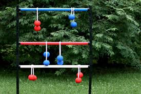 diy ladder ball how to make ladder golf from wood or pvc 2