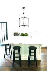 large lantern pendant light black s