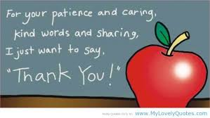 Thank You Teacher Quotes Thank You Teacher Quotes Teacher just want to say thank you quotes 26