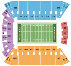 Cougar Stadium Seating Chart Buy Ucla Bruins Tickets Seating Charts For Events
