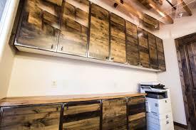 Barn Wood Kitchen Cabinets Cabinets Built Ins Porter Barn Wood