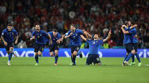 Italy vs England EURO 2020 final ...