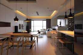 family room lighting. Kitchen Living Room Combo Lighting Luxury And Cabinets Decorating. Decorating Ideas Design Family