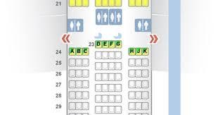 Best Seatguru Seat Map Aeroflot Boeing 777 300er 773 Boeing