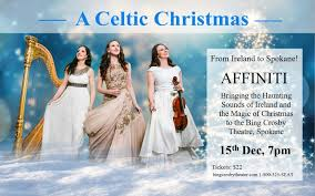Affiniti A Celtic Christmas Bing Crosby Theater Music