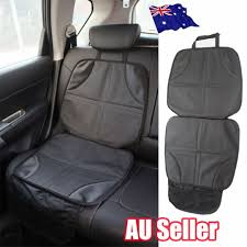 details about baby car seat protector mat covers under child seat leather saver car cover bo