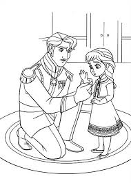 Small Picture Anna Frozen Coloring Pages Online Archives coloring page