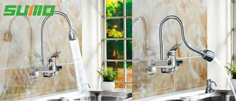 Kết quả hình ảnh cho hình ảnh vòi rửa bát gắn tường đẹp